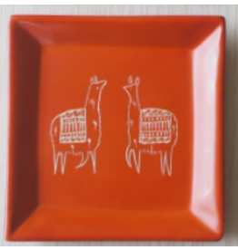 Venture Imports Stone Animal Dish