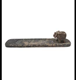 Sasha Association for Crafts Producers Elephant Incense Holder