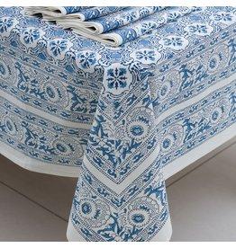 Sevya Handmade Powder Blue Tablecloth