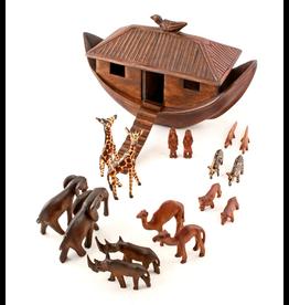 Swahili Modern Noahs Ark Set