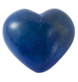 Maisha Solid Soapstone Hearts (Large)