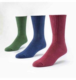 Maggie's Organics Cotton Tri-Pack Socks