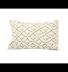 Beaurer Creations Dreamy Macrame Cushion