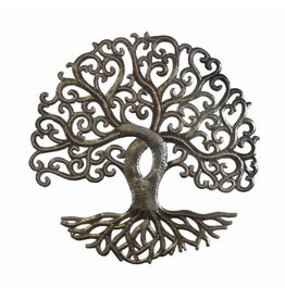 Croix des Bouquets Curly Tree Wall Hanging