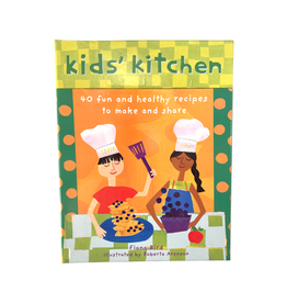 Kid's Kitchen Cookbook