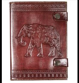 Matr Boomie Leather Elephant Journal