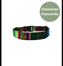 Minga Imports Colourful Dog Collar