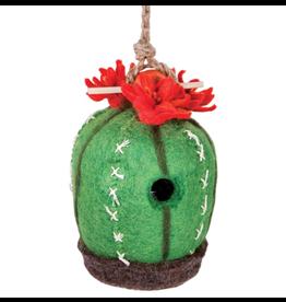 dZi Inc. Cactus Succulent Birdhouse