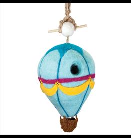 dZi Inc. Hot Air Balloon Birdhouse