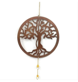 Mira Fair Trade Tree of Life Bell Chime