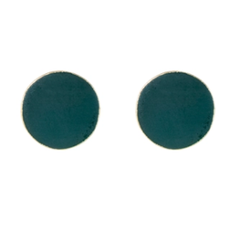 Just Trade Rainforest Stud Earrings