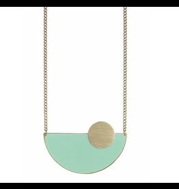 Just Trade Ocean Sunrise Necklace