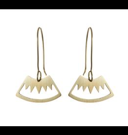 Just Trade Mountaintop Earrings