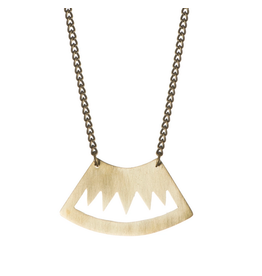 Just Trade Mountaintop Necklace