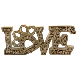 Mela Artisans Puppy Love Sculpture