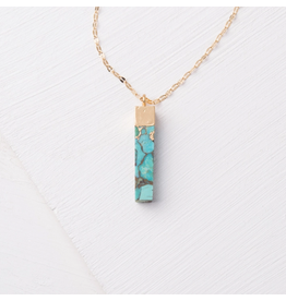 Starfish Project Lorena Turquoise Necklace