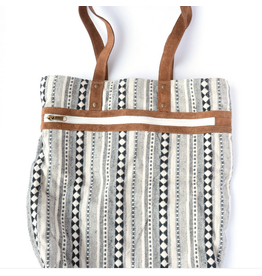 Fair Anita Geometric Nomad Purse