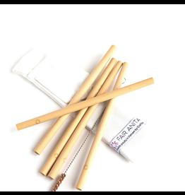 Fair Anita Bamboo Straw Set