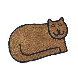 Corr the Jute Works Kitty Clean Doormat