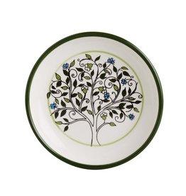 Hebron Glass Tree of Life Dish