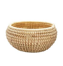 Dhaka Handicrafts Kaisa Grass Bowl Basket