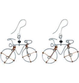 Kisumu Innovation Centre of Kenya Cycling Whimsy Earrings