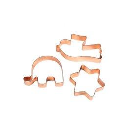Noah's Ark Cookie Cutter Shapes