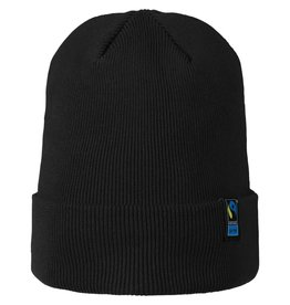 Black Fairtrade Toque