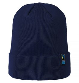 Navy Fairtrade Toque