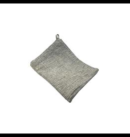 Sana Hastakala Grey Tea Towel