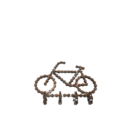 Noah's Ark Bike Chain Key Hook