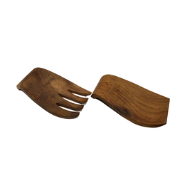 Noah's Ark Close at Hand Salad Servers