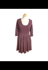 Mata Traders Novela Plum Dress