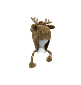 Andes Gifts Deer Hat