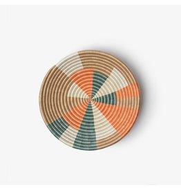 Azizi Life Coral Dreams Basket Bowl (Medium)