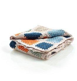 Kahiniwalla Granny Square Blanket
