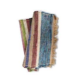 Ganesh Himal Repurposed Cotton Rug