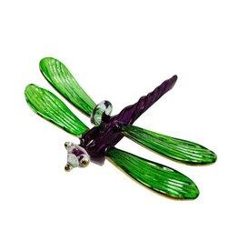 Dandarah Glass Oasis Dragonfly