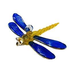 Dandarah Glass Honey Dragonfly