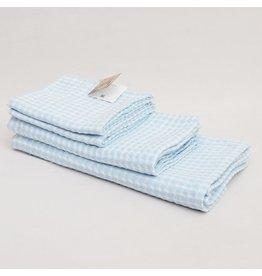 Mela Artisans Sky Organic Towel Set
