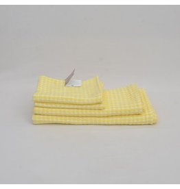 Mela Artisans Lemon Organic Towel Set