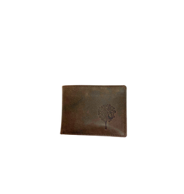Craft Resource Center Embossed Eco-Leather Wallet