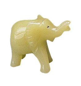 Dominion Traders Lucky Onyx Elephant