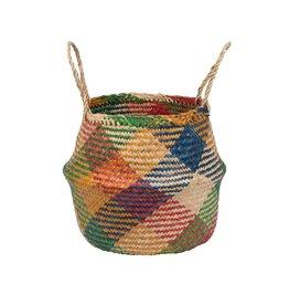 Mai Vietnamese Handicrafts Seagrass Basket