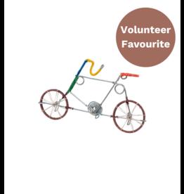Otic International Wired Bicycle Key Holder