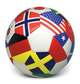 VOLO Athletics Flag Soccer Ball (Size 5)