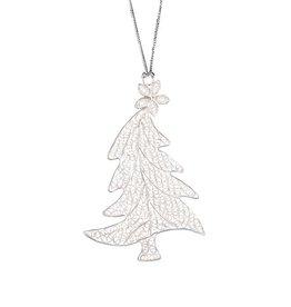 Pekerti Nusantara Silver Dancing Tree Ornament
