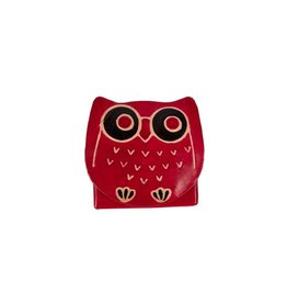 Craft Resource Center Wise Owl Coin Pocket