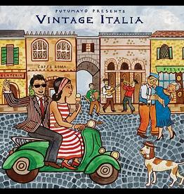 Putumayo Vintage Italia CD