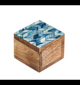 Matr Boomie Indigo Keepsake Box